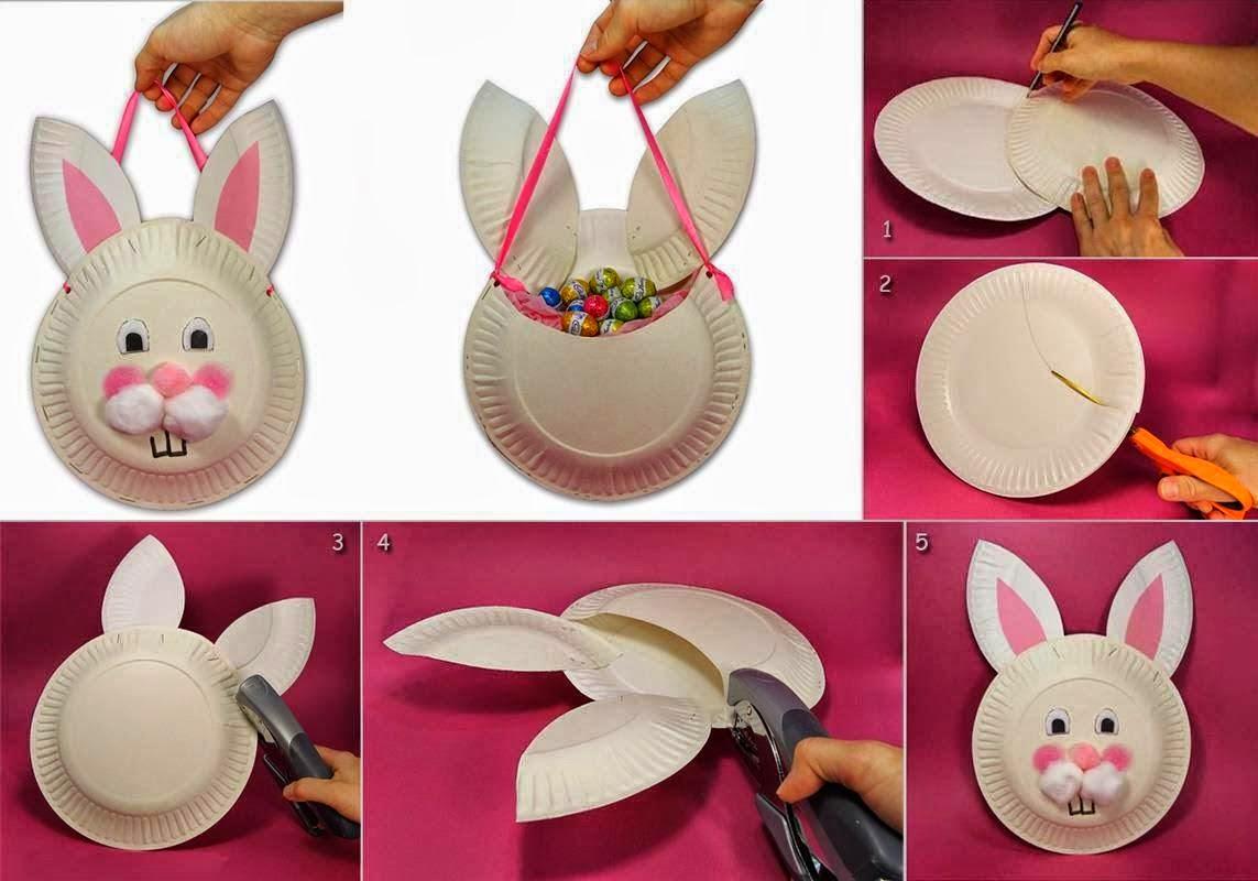 easter craft baskets to make crafting