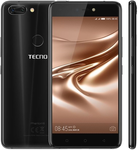 موبايل Tecno فانتوم 8 سعة 64 جيجا بسعر 3999 جنيه على جوميا مصر