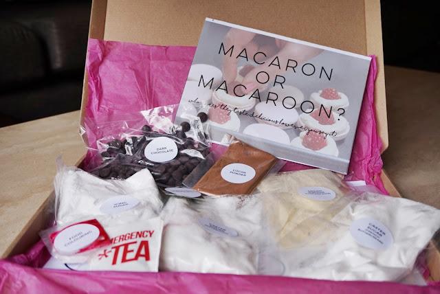 Bakes Box Macaroon