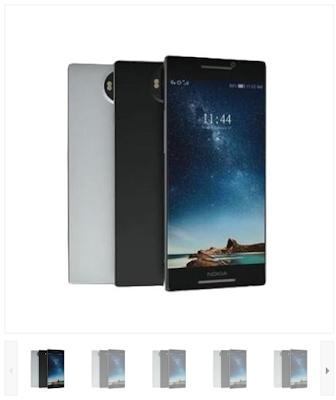 Nokia 8 Listing