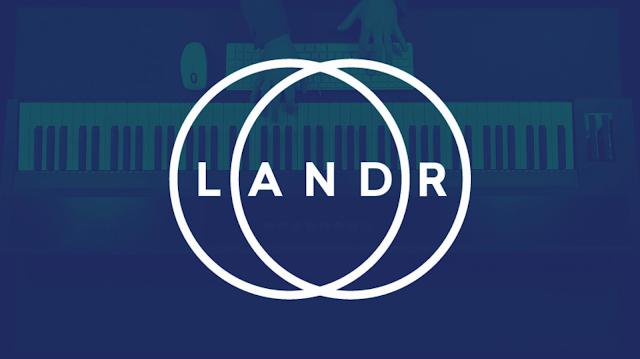 LANDR Online Mastering Review