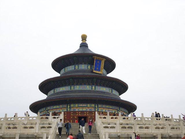 Salón de la Oración por la Buena Cosecha (Templo del Cielo) (Beijing) (@mibaulviajero)