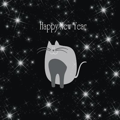 happy new year beautiful photos