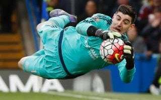 Courtois Is Earning £100,000 Per Save For Chelsea