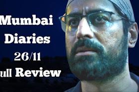 Mumbai Diaries 26/11 Web Series Full Review In Hindi
