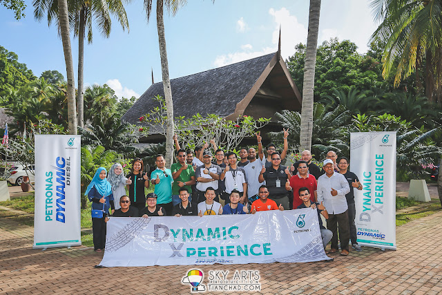 2D1N Road Trip to Tanjong Jara Resort - Dynamic Xperience with PETRONAS Dynamic Diesel
