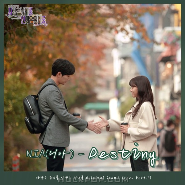 NIA – Beautiful Love, Wonderful Life OST Part.13