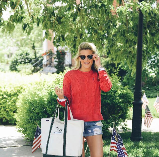 classica americana outfit