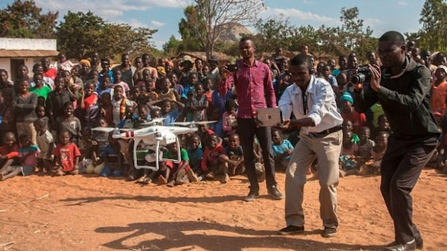 Drone Flying Zone Launched in Malawi