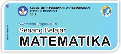 Download Kisi Kisi PAS/ UAS Matematika Kelas 6 Semester 1/ Ganjil K-13 Revisi 2018 Th. Ajar 2019-2020 PDF, Docs, Edit
