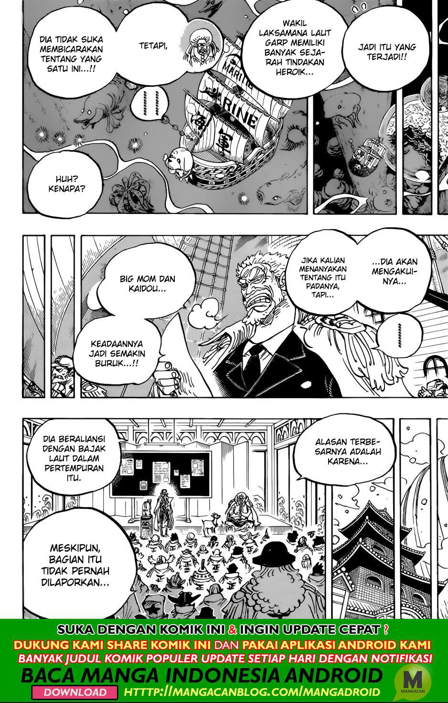 Komik One Piece 957 : komik, piece, Shinobi, World, Rebirth, Malaysia, Since, Manga, Piece, Chapter, :Terkuat, Bounty, Hunter, Kaisar, Roger, Didedahkan