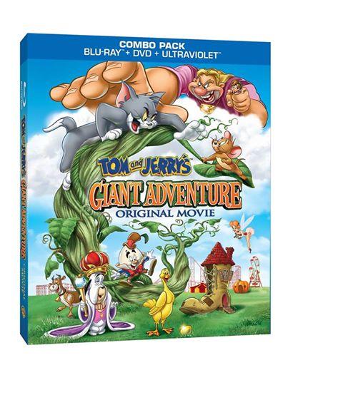 La Gigante Aventura de Tom y Jerry 1080p HD Latino Dual