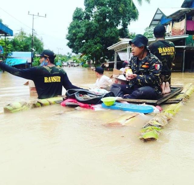 Hingga malam NU Care bantu korban banjir kalsel