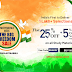 Independence Week- The BIG Freedom Sale | Flat 25% Off + 5% Extra On App Using Coins On All Study Material