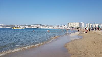 Tangeri beach