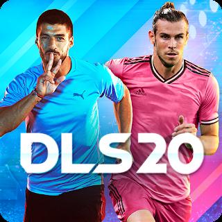تحميل لعبة دريم ليج Dream League Soccer 2020 مهكرة بدون فك الضغط APK