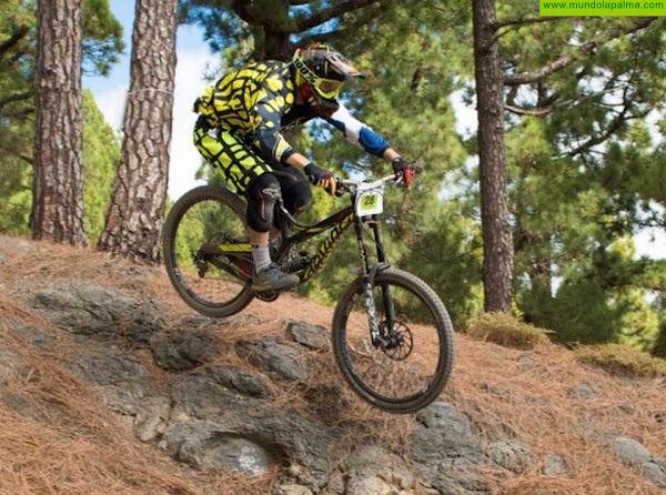 Sodepal celebrará Transvulcania Bike 2020 en la modalidad de descenso cumpliendo con todas las medidas frente a la Covid 19