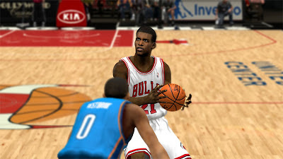 NBA 2K13 Jimmy Butler Cyberface NBA2K Patch