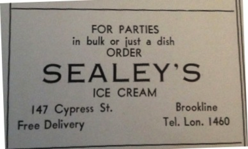 Murivian ad for Sealey's