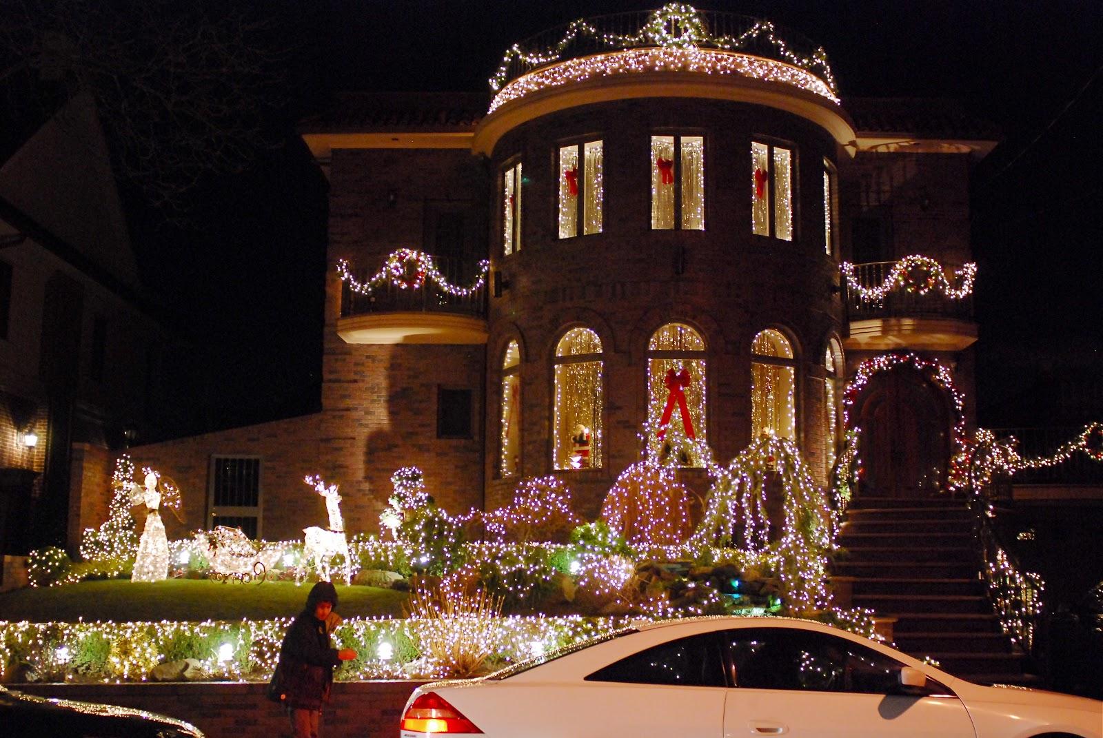 Christmas Lights Nyc