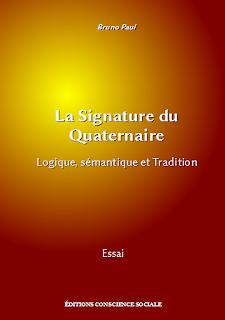 Livre La signature du quaternaire