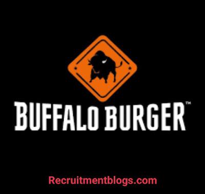 Warehouse manager At Buffalo burger
