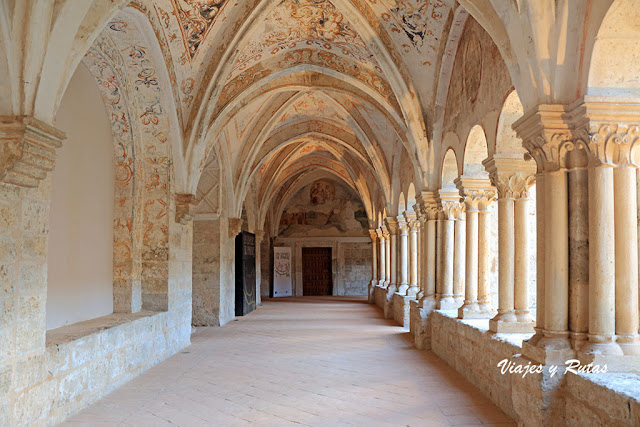 Claustro del Monasterio de Valbuena