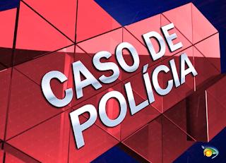 Bandido esconde rosto, após invadir restaurante em Cuité