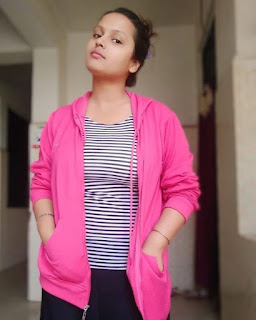 Priti Maurya latest look