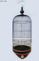 Sangkar Love Bird LIST AKRILIK ORIQ JAYA