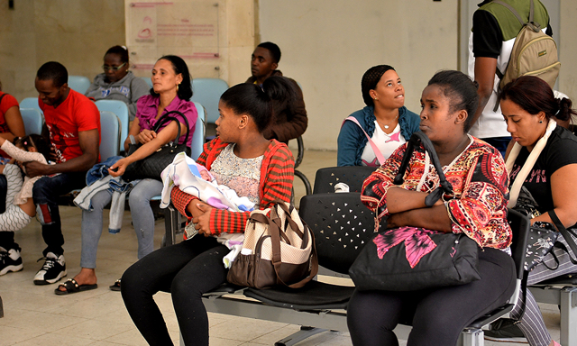Mueren 76 bebés en una semana en República Dominicana
