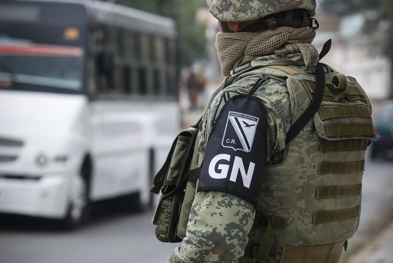 Militares y Guardia Nacional actuarán en legítima defensa, advierte SEDENA