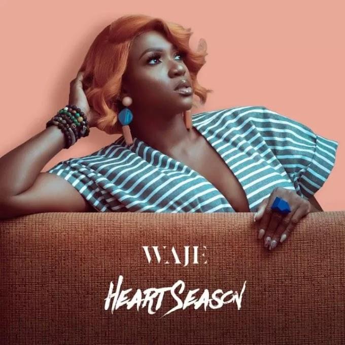 Waje Releases New EP, 'Heart Season'