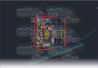 download-autocad-cad-dwg-file-house-chinese-basic-post