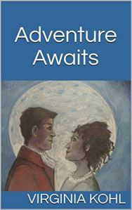 Book cover: Adventure Awaits by Virginia Kohl