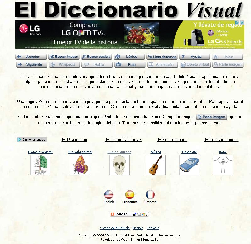 DICCIONARIO VISUAL