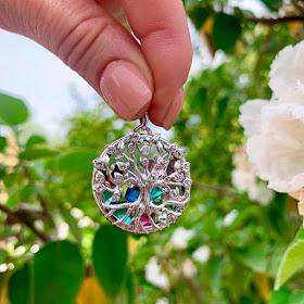 Origami Owl Large Silver Twist Locket w/ Square Swarovski Crystals ... | 280x280