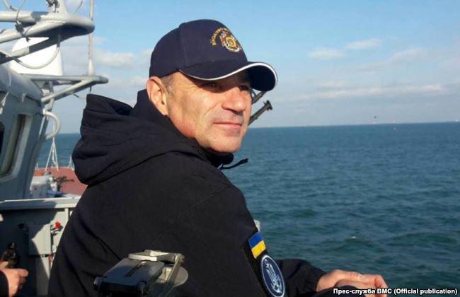 командувач ВМС Ігор Воронченко
