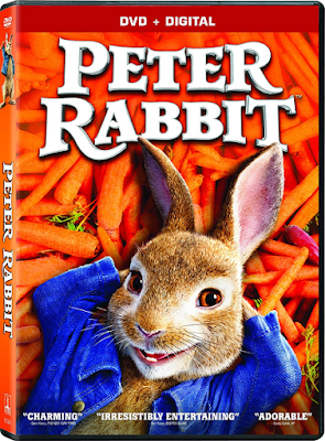Peter Rabbit  [2018] [DVD R2] [PAL] [Castellano] [DVD9]