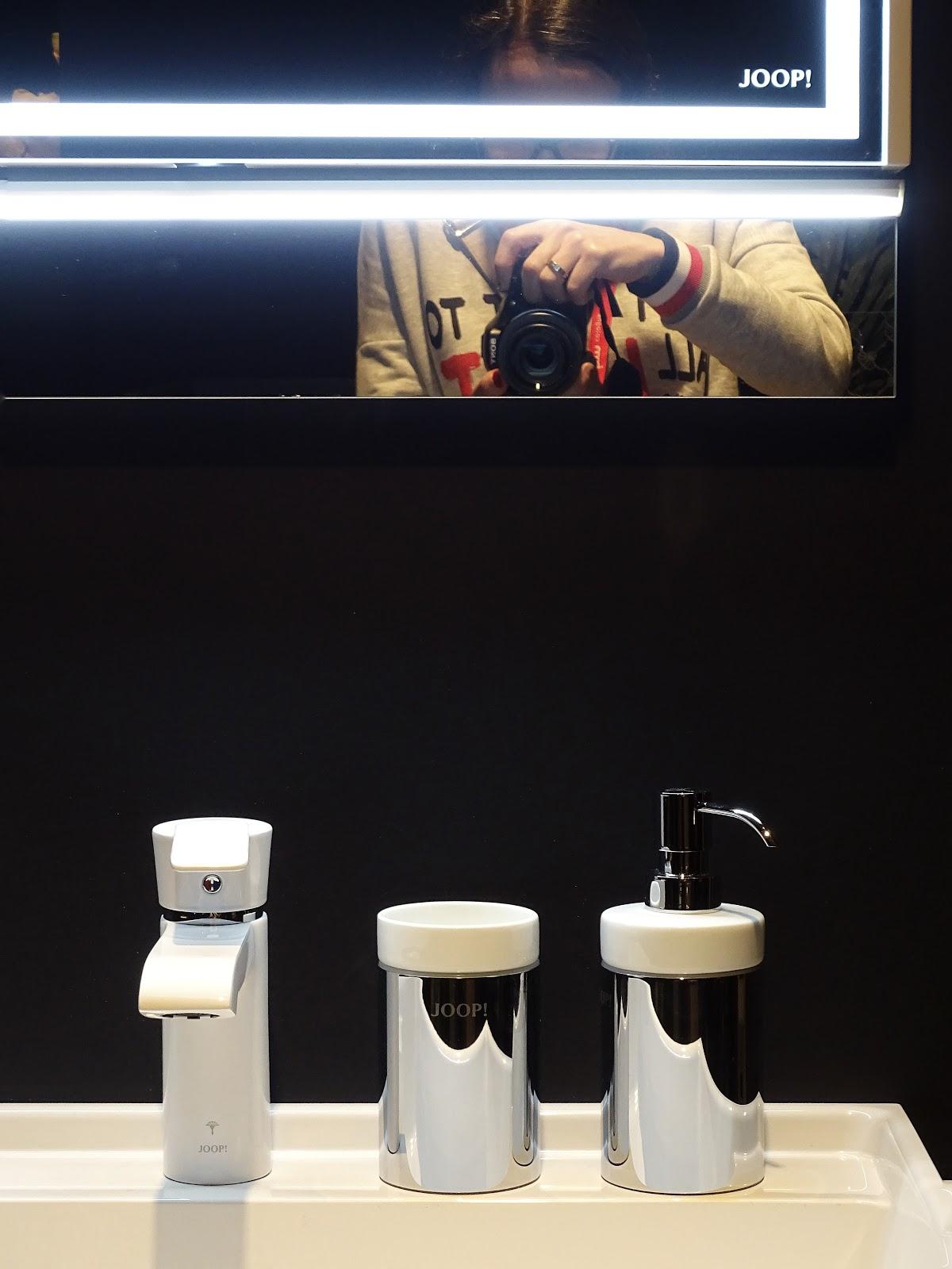 Impressionen und Trends von der Internationalen Möbelmesse 2018 in Köln - Messetour mit Blogst Lounge - Joop Living - http://mammilade.blogspot.de