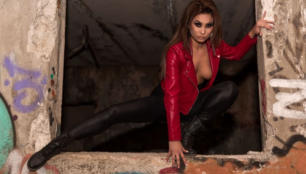 RebecaGlamy Model GlamourCams