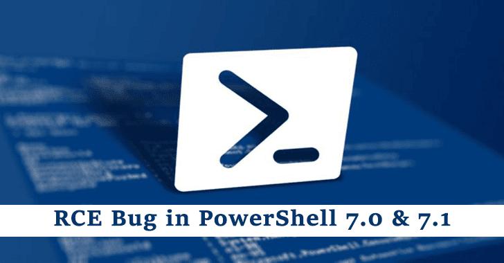 PowerShell 7.0 & 7.1