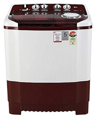 LG 7 Kg 4 Star Semi-Automatic Top Load Washing Machine