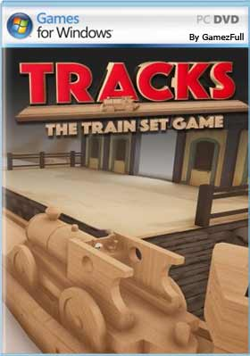 Descarga Tracks Train Set Game pc mega y google drive