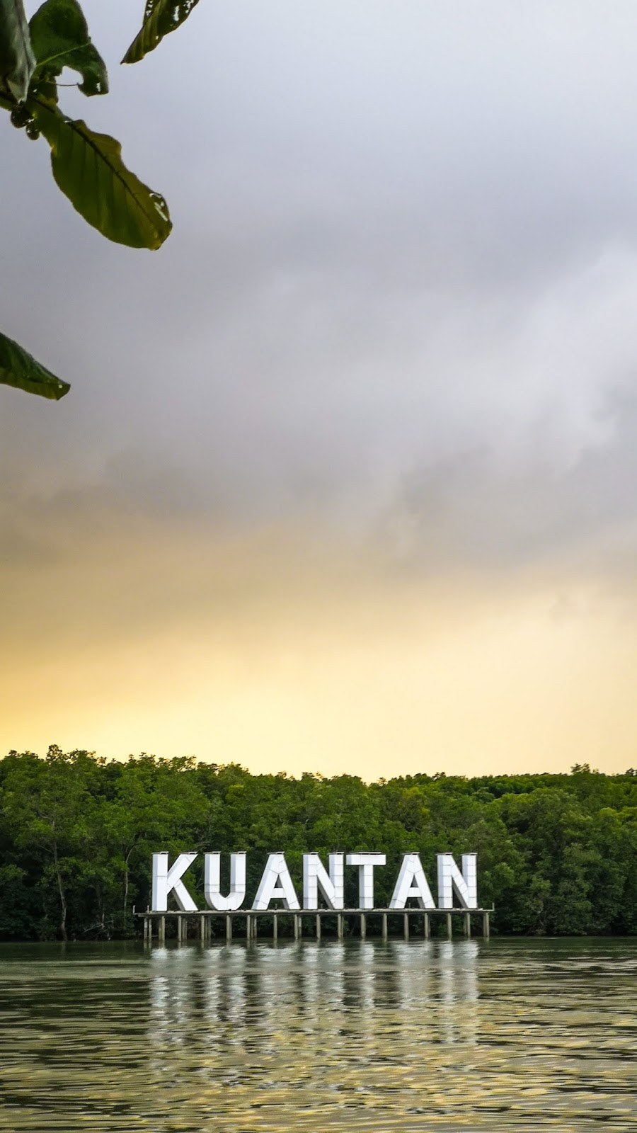 Menara Teruntum Kuantan Pahang - Benteng