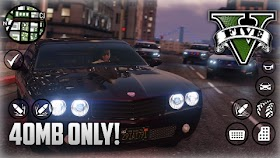 Gta v emulator 40mb only for all Android device download