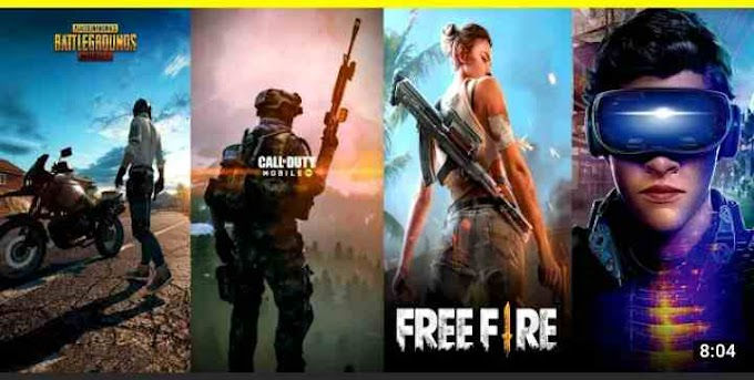 Top 3 Most Trending Games - 2021 Gaming Addition