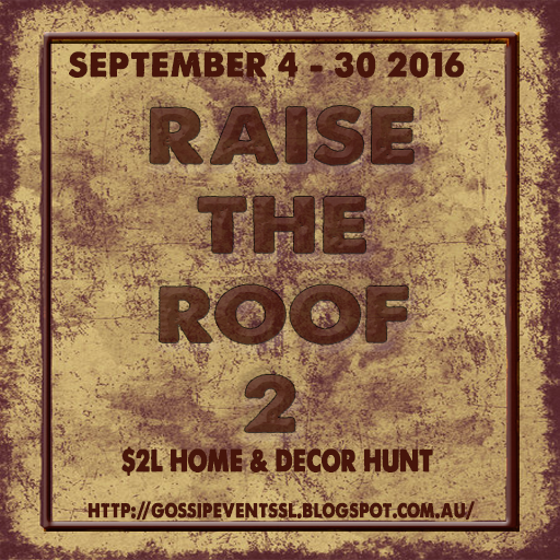 Raise the Roof 2 Hunt