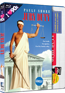 Blu-ray Review: Jury Duty (Retro VHS Look)