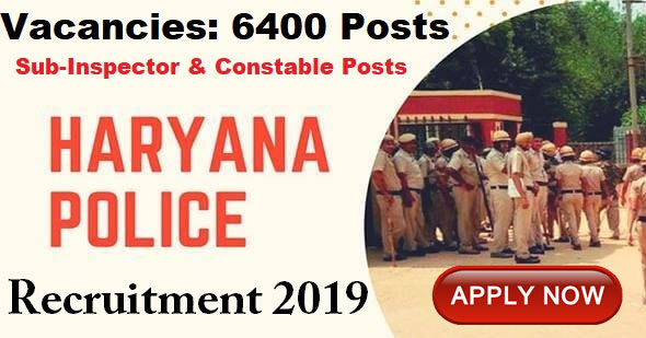 Image result for HSSC 6400 CONSTABLE & SUB INSPECTOR POST VACANCIES DETAILS